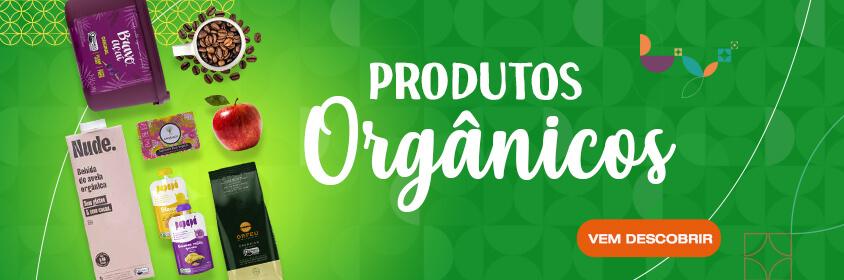 Banner interno orgânicos