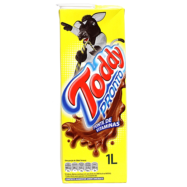 Toddy pronto 1l