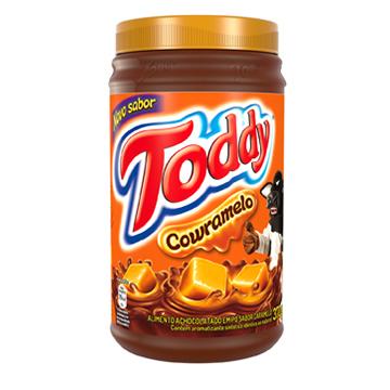 Toddy caramelo