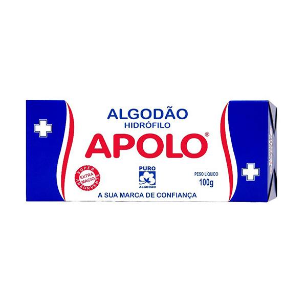 Apolo algodao 100