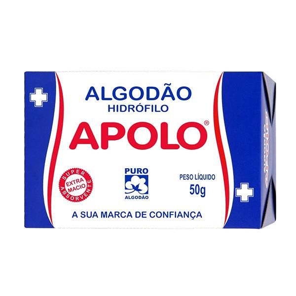Apolo algodao 50