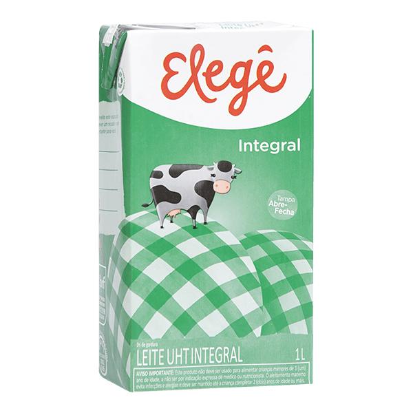 Elege leite integral