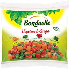 Bonduelle vegetais grega
