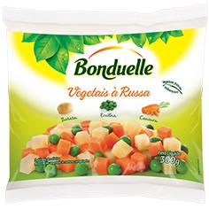 Bonduelle vegetais russa