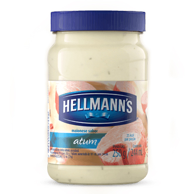 Hellmanns maio atum