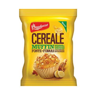 Bauducco muffin banana