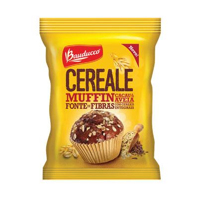 Bauducco muffin cacau