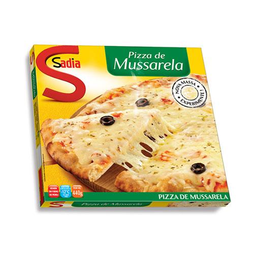 Sadia pizza mussa