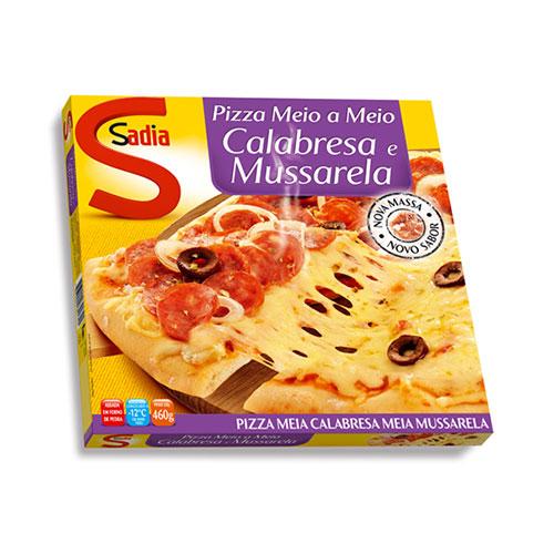 Sadia pizza calabresa