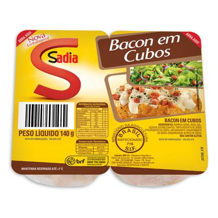 Sadia bacon