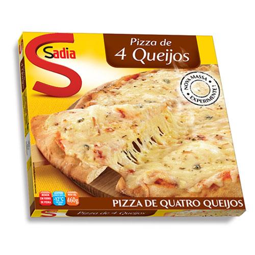 Sadia pizza 4q