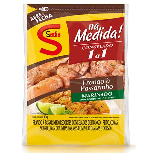 Sadia frango temperado