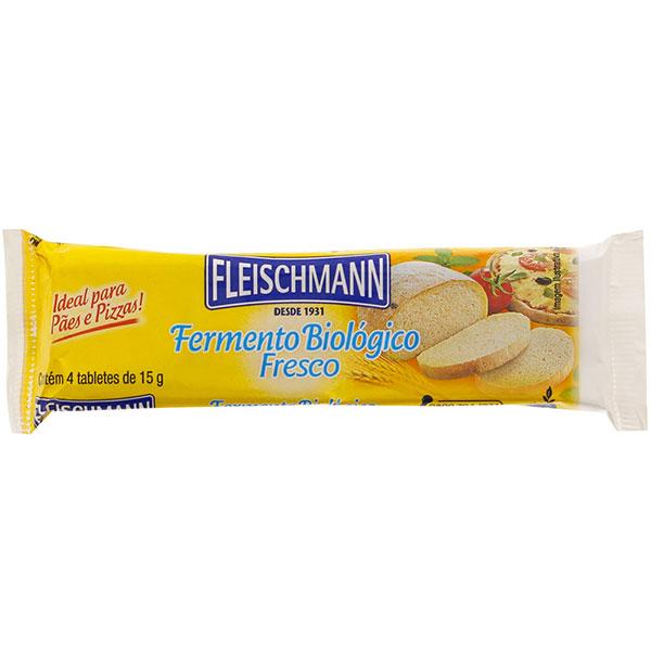 Fleischmann biologico fresco