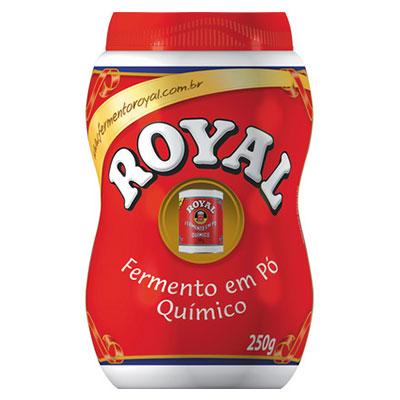 Royal fermento