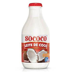 Sococo leite 200