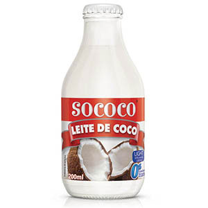 Sococo leite light 200
