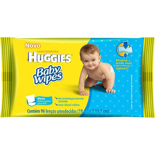 Huggies babywipes