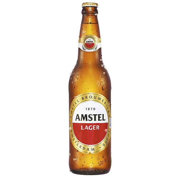 Amstel garrafa