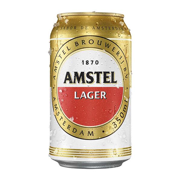 Amstel lata