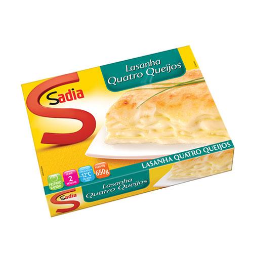 Sadia lasanha 4q