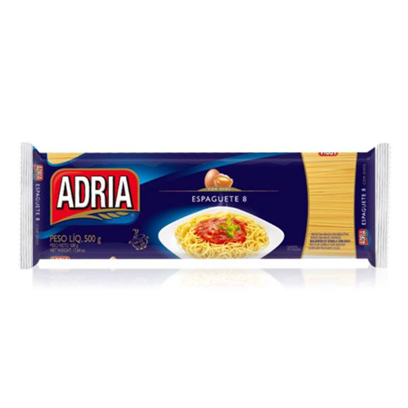 Adria espaguete 8
