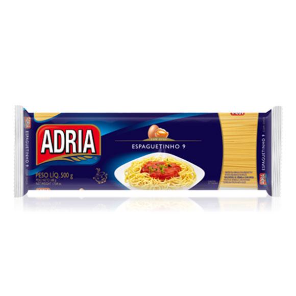 Adria espagetinho 9
