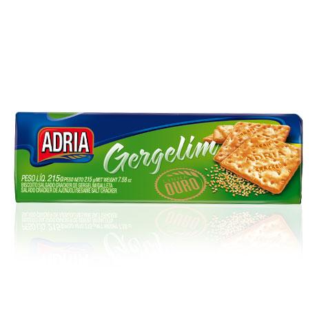 Adria cracker gergelim