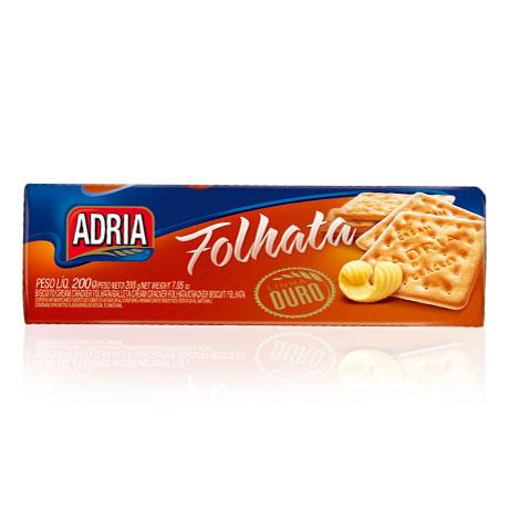 Adria cracker folhata