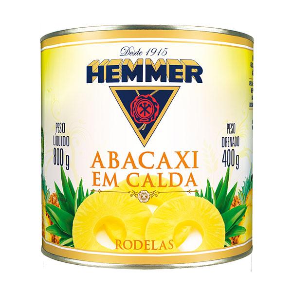 Hemmer abacaxi calda