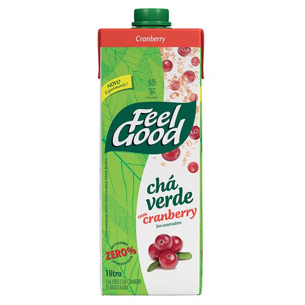 Feelgood cranberry litro