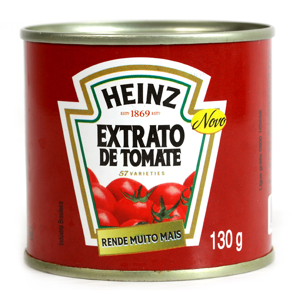 777179 extrato de tomate heinz lata 130g
