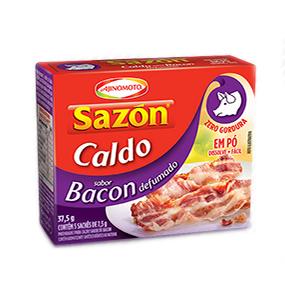 Sazon bacon