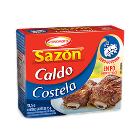 Sazon costela