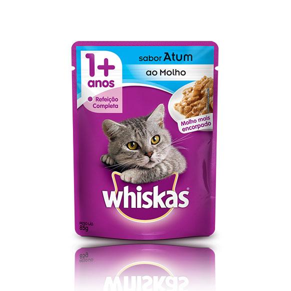Whiskas sache atum