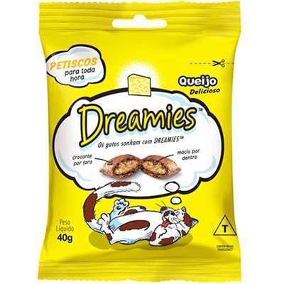 Dreamies queijo