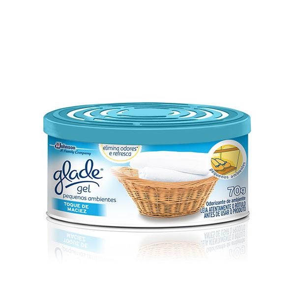 Glade gel toque