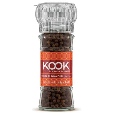 Kook pimenta preta