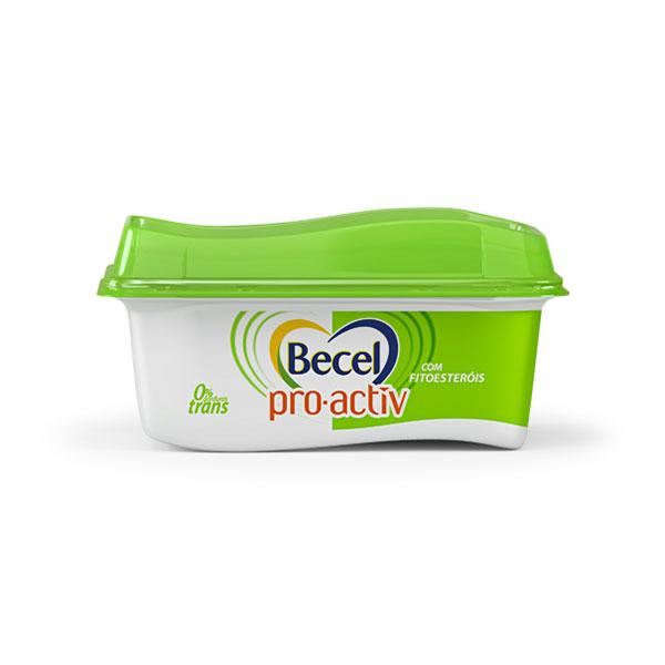 Creme vegetal becel proactiv 250g
