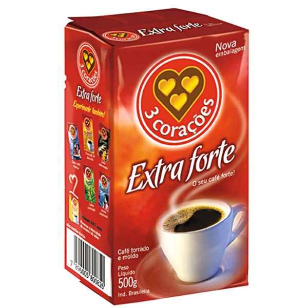Extra forte vacuo 500g