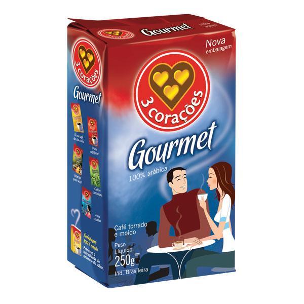 Gourmet vacuo 250g