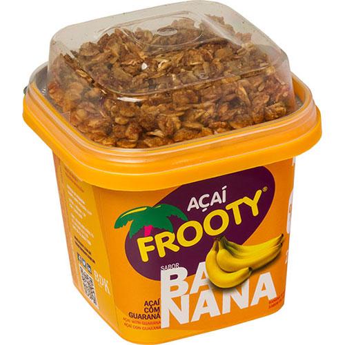 Acai frooty banana com granola 200g