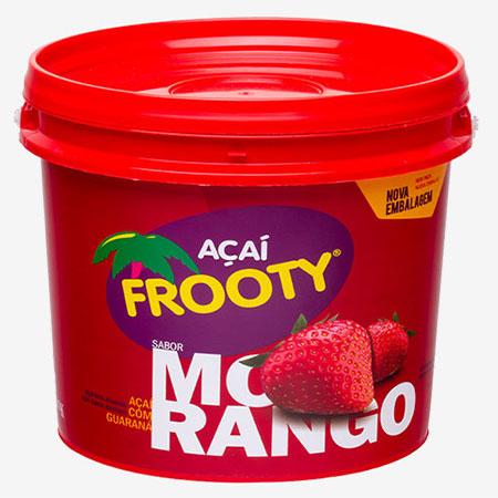 Acai frooty morango pote 1 02kg