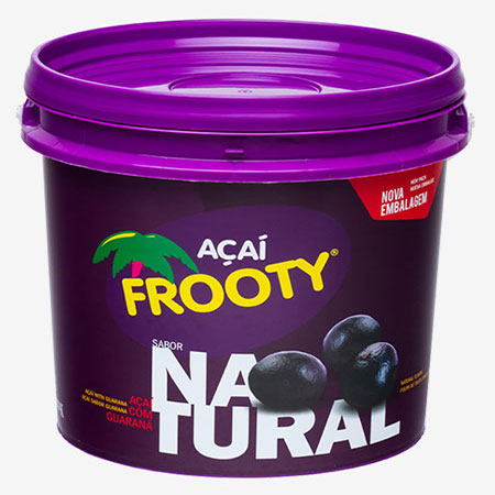 Acai frooty natural 102kg