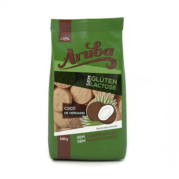 Bisc aruba coco 100g
