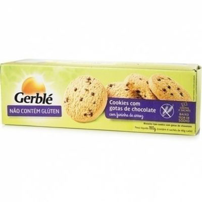 Bisc gerble gotas160g