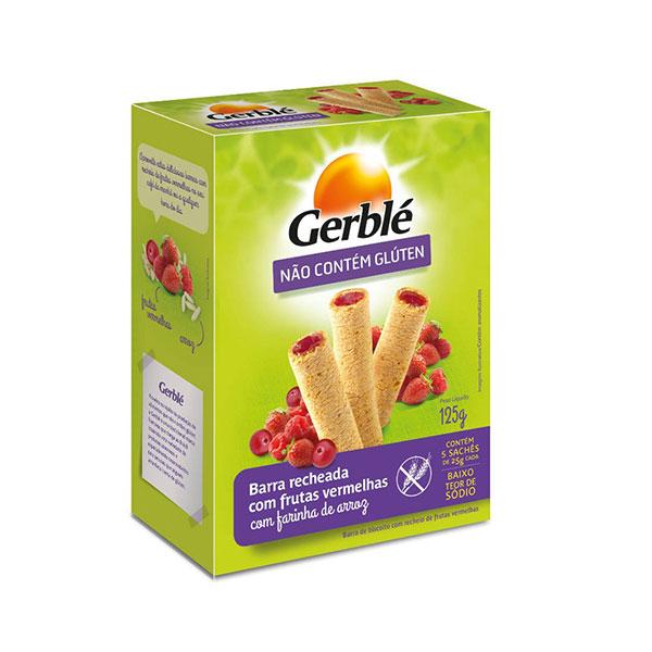 Bisc gerble frutsverm125g