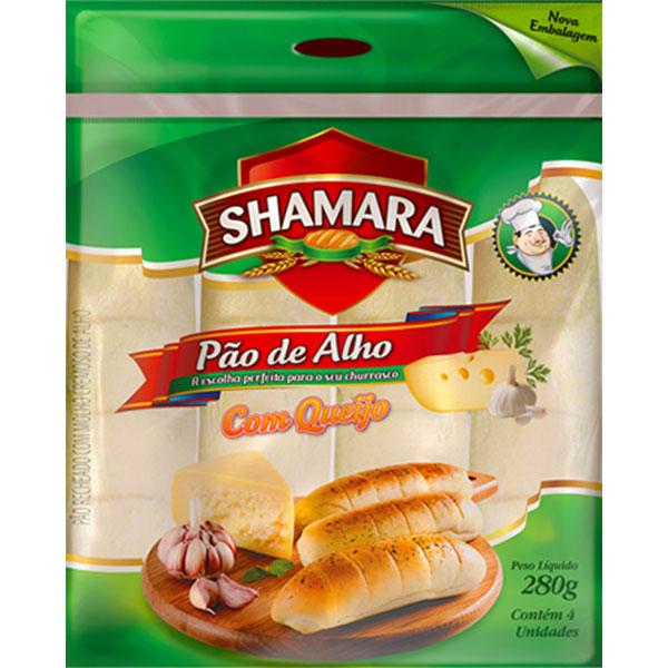 Shamara pda queijo