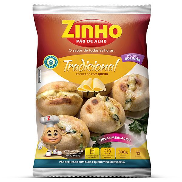 Zinho pda tradicional