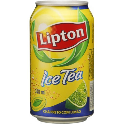 Cha lipton limao 340ml