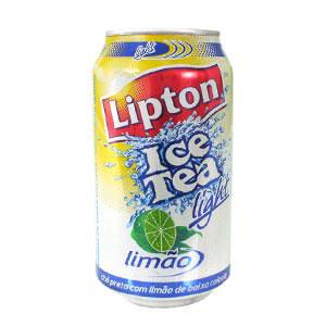 Cha liptom limao light 340ml